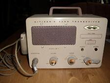 Heathkit CB-1 Citizenband Transceiver Lunchbox/Rushbox für 10m AFU  Sammelobjekt