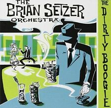 Brian Setzer Orchestra - Dirty Boogie (2012) CD NEW SEALED STRAY CATS