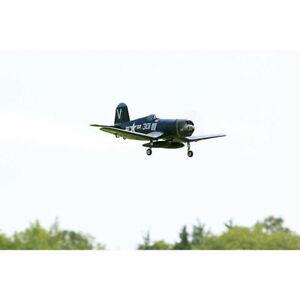 "FMS F4U Corsair RC Airplane Silver PNP 800 mm (31,5"") NEW"