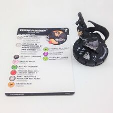 Heroclix Marvel's What If? set Venom Punisher #050 Chase figure w/card!