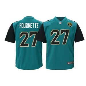 Leonard Fournette Nike Jacksonville Jaguars Game Jersey YOUTH Medium (10-12)