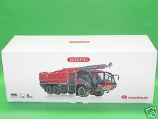 1:43 Wiking 043049 Feuerwehr - Rosenbauer FLF Panther 6x6 mit Löscharm