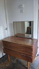 Vintage Avalon Dresser with Mirror