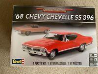 1968 68 Chevelle Malibu SS 396 Super Sport New Sealed Kit!!