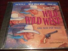 Pocket Songs Karaoke Disc Pscdg 1451 Wild Wild West Cd+G Multiplex