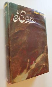 Dune by Frank Herbert, First Retail Edition; 8th Print; w/ Original Dust Jacket