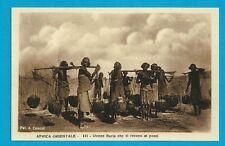 Donne Baria che si recano ai pozzi - Africa Orientale - 19976