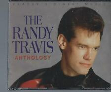Readers Digest Randy Travis Anthology 3CD SUPER RARE BRAND NEW SHIPS FREE US