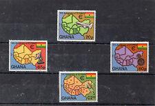 Ghana Serie del año 1980 (CT-788)
