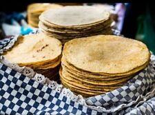 Tortillas de Maiz Amarillas 2 Kg