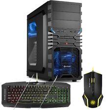 Gamer Komplett PC Intel I5 7600 8GB DDR4 Nvidia GTX1060  6GB  1TB W10 Gaming