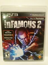 Infamous 2 for PlayStation 3 PLAYSTATION 3 (PS3) Action / Adventure (Video Game)