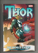 Thor: The World Eaters - Matt Fraction Hardcover - (Grade 9.2) 2011