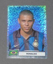 N RONALDO BRASIL BRESIL INTER MILAN CALCIO PANINI SUPER FOOTBALL 99 1998-1999