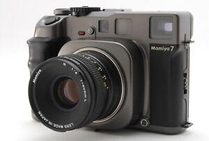 【N MINT+++】Mamiya 7 Medium Format Rangefinder Camera N 80mm f/4 L From JAPAN