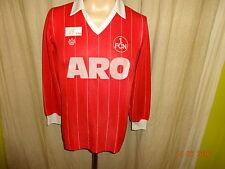 "1.FC Nürnberg Original 1.FCN Fan Shop Langarm Trikot 1982/83 ""ARO"" Gr.S TOP"
