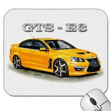 2011  HOLDEN  HSV  GTS  E3  COMMODORE    MOUSE MAT  ( 7 CAR COLOURS )