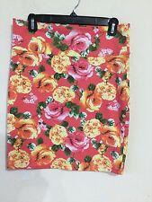 FOREVER 21 Floral Regular Mini Skirts for Women
