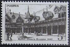 1941 FRANCE Y & T N° 499 Neuf *  AVEC TRACE CHARNIERE