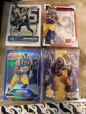 Los Angeles / St Louis Rams 250+ Cards Team Lot of Stars & Commons NFL Football