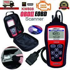 KW808 OBD2 OBDII EOBD Scanner Car Code Reader Tester Diagnostic MS509