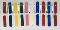 FOR SWISS ARMY KNIFE VICTORINOX 58mm SCALES/HANDLES  PARTS + ACCESSORIES