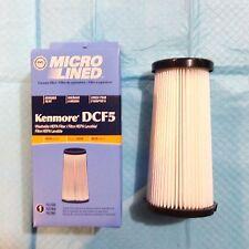 1 Kenmore Sears HEPA Filter DCF5 K37000 Vacuum 618683 Micro Lined
