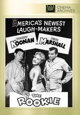 THE ROOKIE (1959 Tommy Noonan, Pete Marshall)  - Region Free DVD - Sealed