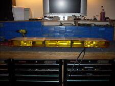 WHELEN EDGE 9M12 STROBE 60 INCH WITH BRAKE TURN LIGHTS WARRANTY
