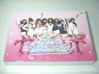 SNSD GIRLS' GENERATION The 1st ASIA TOUR Into The New World KOREA LIMITED
