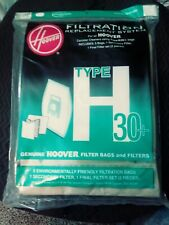 Hoover Filtration Replacement System Type H30+, 5 bags, secondary filter & final