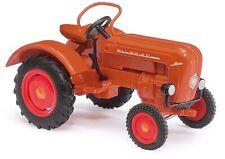 Busch 50050 - 1/87 Traktor Allgaier A 111 L - Orange - Neu