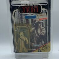 1983 Logray Star Wars Return of the Jedi Vintage Action Figure MOC by Kenner