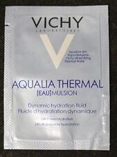 Vichy Aqualia Thermal (Eau) Mulsion Dynamic Hydration Fluid 1.5 Ml/ .05 Fl. New