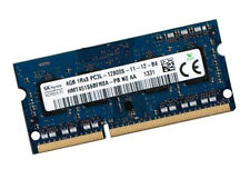 4gb Hynix ddr3l in modo DIMM RAM 1600 MHz hmt451s6afr8a-pb pc3l-12800s 1.35v Notebook
