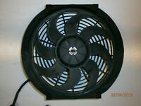 "Electric Cooling Radiator Fan 12 1/2"" 12 volt Off Road Kit Car"