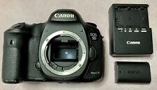 Canon EOS 5D Mark III 22.3MP Digital SLR Camera - Black Body Only