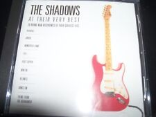 The Shadows At Their Very Best Greatest Hits CD – Like New