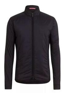 Rapha Lightweight Transfer Jacket Carbon Grey Size M