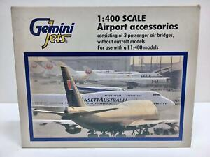 Gemini Jets 1:400 Airport accessories Passenger Air Bridges GJAPS002