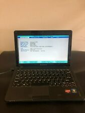 "LENOVO IDEAPAD 11.6"" S205 AMD-350, 4GB RAM, 750GB HD LAPTOP"