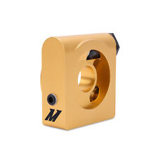 MISHIMOTO thermostatique rear-mounted Huile Filtre Sandwich Retirer Plaque-Gold