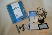 LIVESCRIBE PULSE SMART PEN WITH CHARGER NOTEPADS AND NOTEBOOKS
