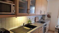 Küchenzeile von Nobilia mit elektrogeräten