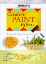 Creative Paint Effects (Hamlyn Guide to Creating Your Home),Hamlyn