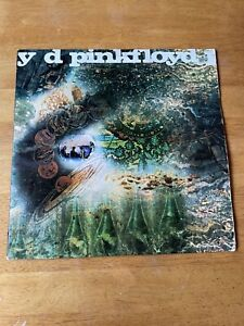 Very Rare a saucerful of secrets pinkfloyd (Vinyl, 1968)