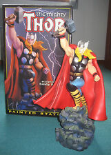 Mighty Thor 1999 15 inch Statue by Randy Bowen #2849 of a 3000-piece run MIP