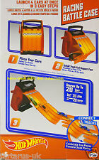 Hot Wheels Racing Battle Case 2 in 1 Store And Race (holds 20 Cars) by Mattel