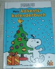 KINDER NEU: PEANUTS: Adventskalenderbuch -Friends-Verlag-