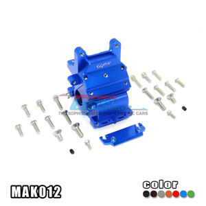 GPM ALUMINUM FRONT/REAR GEAR BOX FOR ARRMA 1/8 KRATON/TYPHON/TALION/LIMITLESS 6S